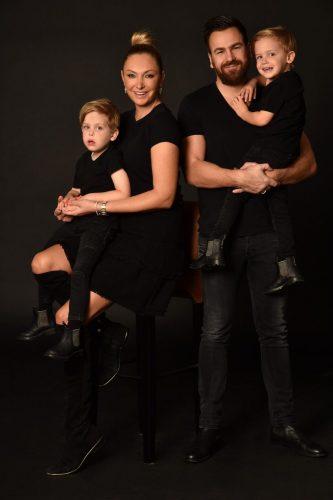 családi fotózás műteremben 1