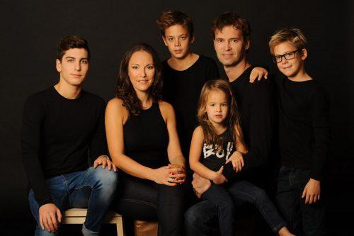 családi fotózás műteremben 8