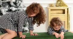 gy készül a karácsonyi fotó