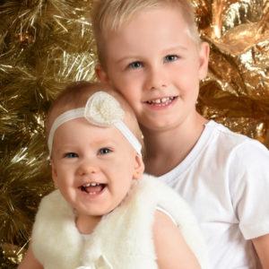 GOLD Karácsonyi fotozás