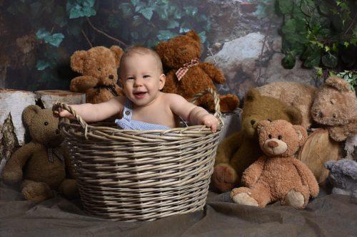 Csecsemő és gyermek fotózás