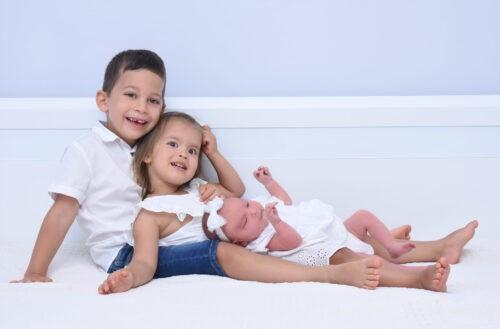 családi gyermek fotozas otthon