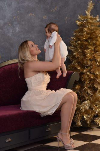 Boudoart hangulatú karácsony