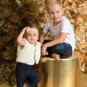aranykaracsony gyermek foto min