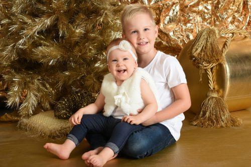 arany karacsony gyermekfoto gyermek-foto.hu