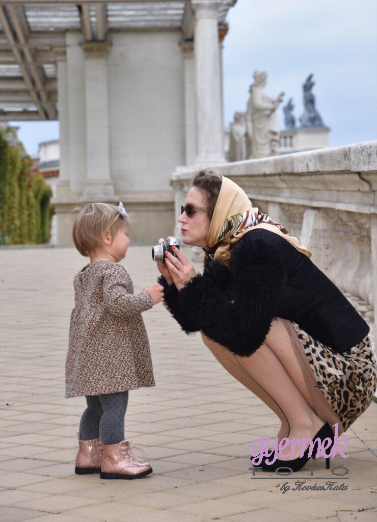 Anyák napi fotózás, baba-mama fotózás